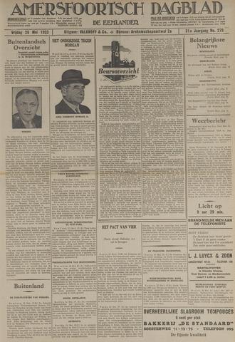 Amersfoortsch Dagblad / De Eemlander 1933-05-26