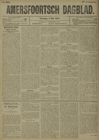 Amersfoortsch Dagblad 1909-05-04