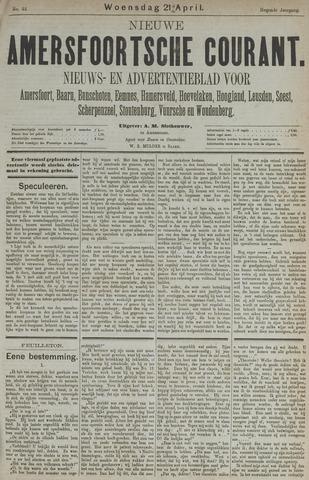 Nieuwe Amersfoortsche Courant 1880-04-21