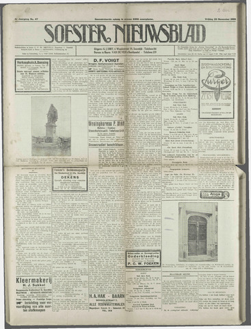 Soester Courant 1925-11-20