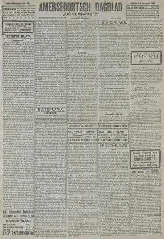 Amersfoortsch Dagblad / De Eemlander 1921-10-08