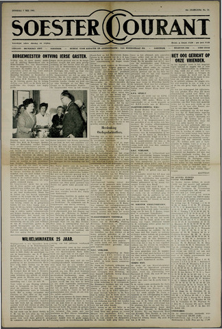 Soester Courant 1963-05-07