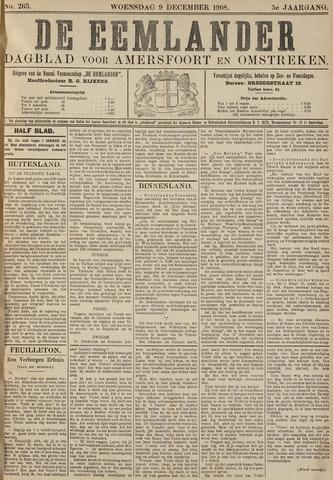 De Eemlander 1908-12-09