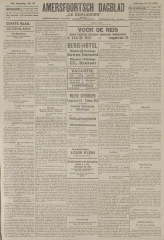 Amersfoortsch Dagblad / De Eemlander 1925-07-18