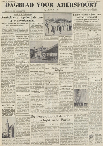Dagblad voor Amersfoort 1948-10-26