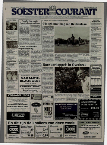 Soester Courant 2002-07-24
