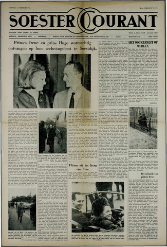Soester Courant 1964-02-11