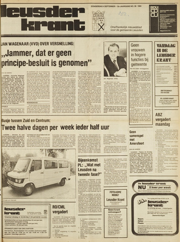 Leusder Krant 1980-09-04