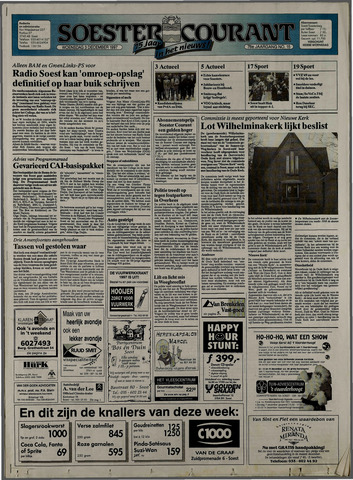 Soester Courant 1997-12-03