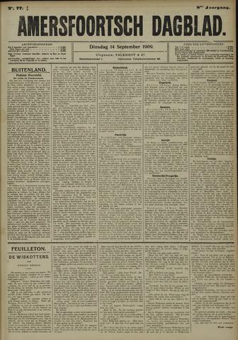 Amersfoortsch Dagblad 1909-09-14