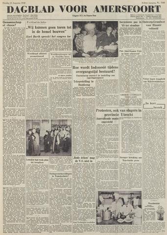 Dagblad voor Amersfoort 1948-08-24