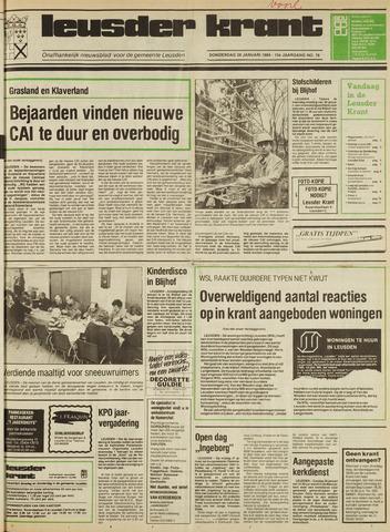 Leusder Krant 1984-01-26