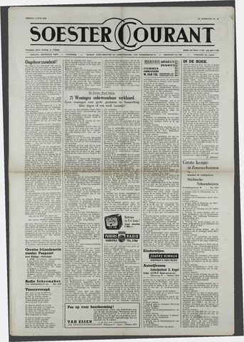 Soester Courant 1954-06-04