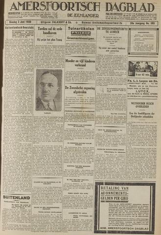 Amersfoortsch Dagblad / De Eemlander 1930-06-03