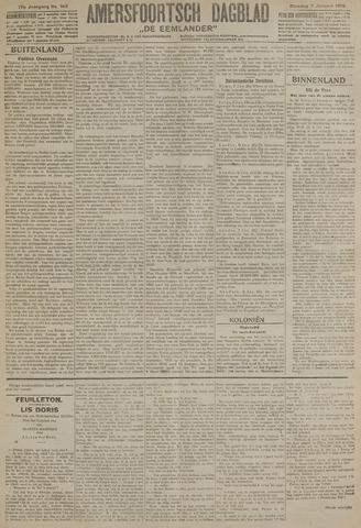 Amersfoortsch Dagblad / De Eemlander 1919-01-07