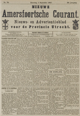 Nieuwe Amersfoortsche Courant 1917-09-01