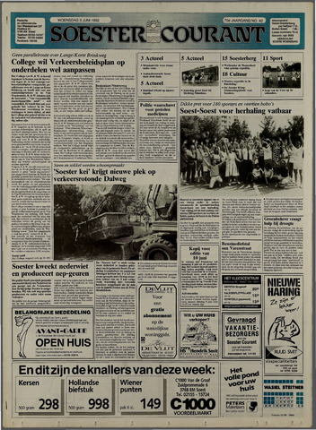 Soester Courant 1992-06-03