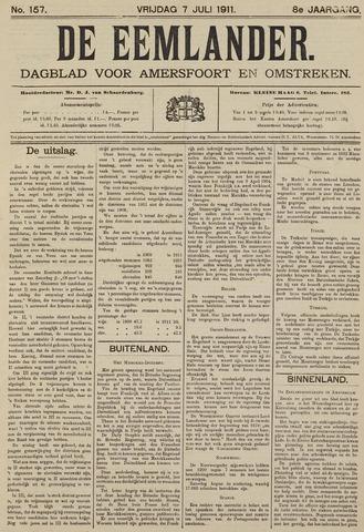 De Eemlander 1911-07-07