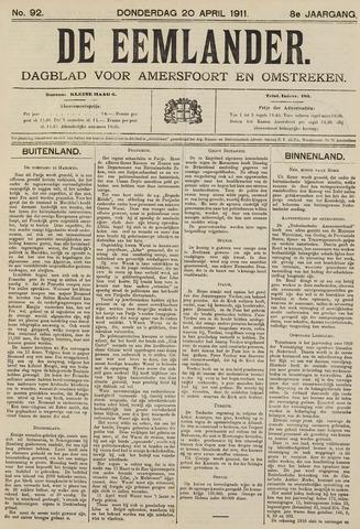 De Eemlander 1911-04-20