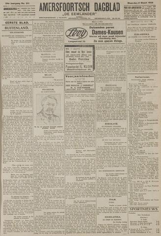 Amersfoortsch Dagblad / De Eemlander 1926-03-08