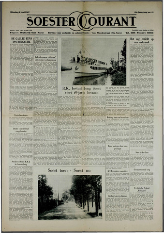 Soester Courant 1967-06-06