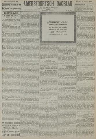 Amersfoortsch Dagblad / De Eemlander 1922-01-28