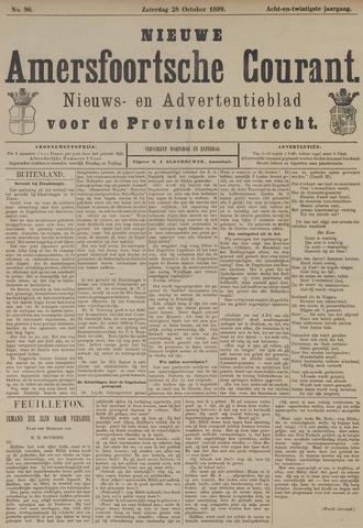 Nieuwe Amersfoortsche Courant 1899-10-28