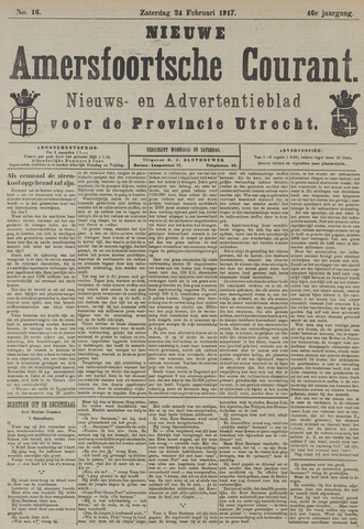 Nieuwe Amersfoortsche Courant 1917-02-24