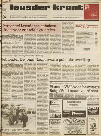 Leusder Krant 1989-04-12
