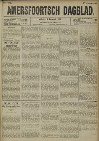 Amersfoortsch Dagblad 1907-01-04