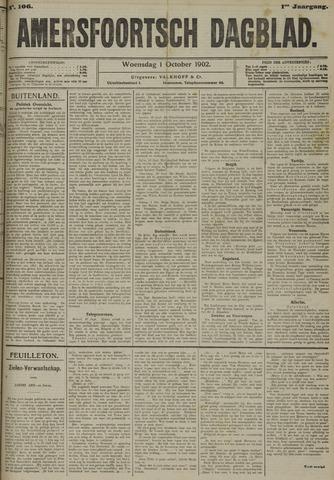 Amersfoortsch Dagblad 1902-10-01