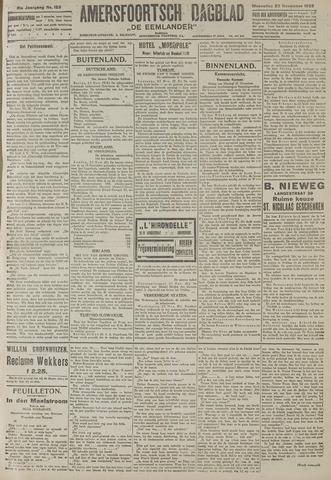 Amersfoortsch Dagblad / De Eemlander 1922-11-22