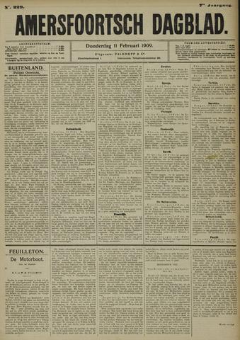 Amersfoortsch Dagblad 1909-02-11
