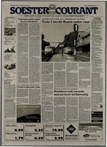 Soester Courant 2004-08-04