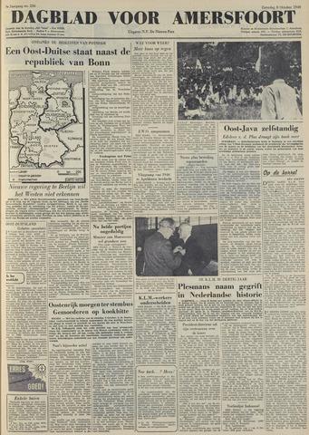Dagblad voor Amersfoort 1949-10-08
