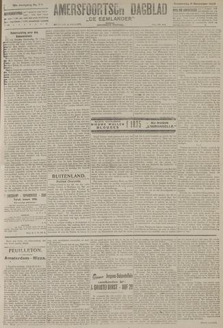 Amersfoortsch Dagblad / De Eemlander 1920-11-11
