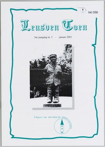 Historische Kring Leusden 2001