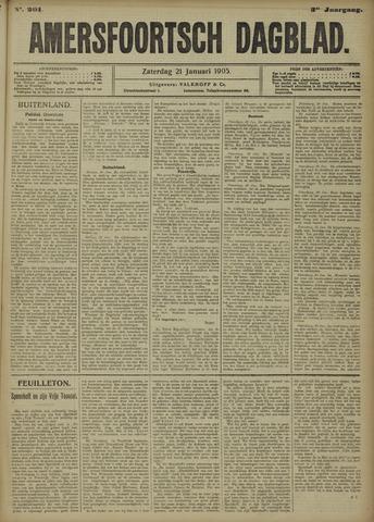 Amersfoortsch Dagblad 1905-01-21