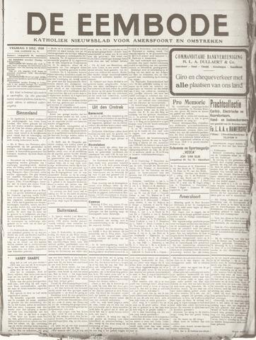 De Eembode 1920-12-03