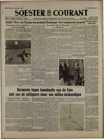 Soester Courant 1974-11-14