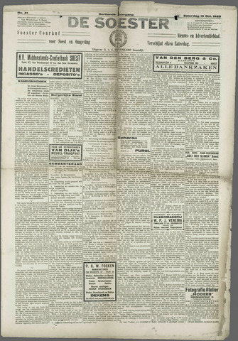 Soester Courant 1925-10-10