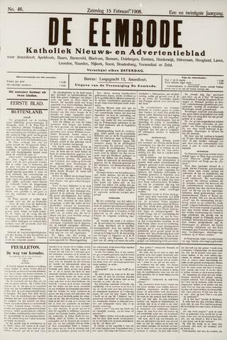 De Eembode 1908-02-15