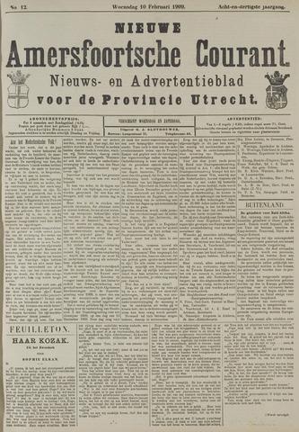 Nieuwe Amersfoortsche Courant 1909-02-10
