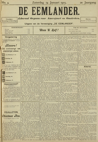 De Eemlander 1905-01-14