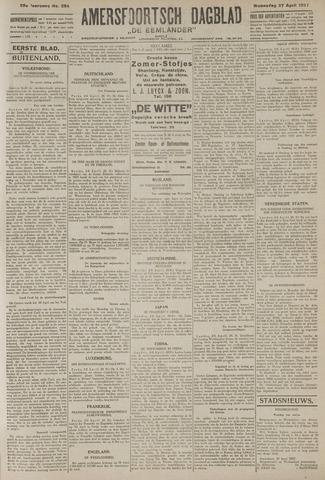 Amersfoortsch Dagblad / De Eemlander 1927-04-27