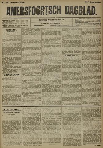 Amersfoortsch Dagblad 1911-09-09