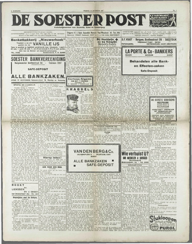 Soester Courant 1931-08-14