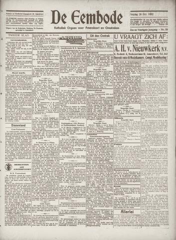 De Eembode 1932-10-28