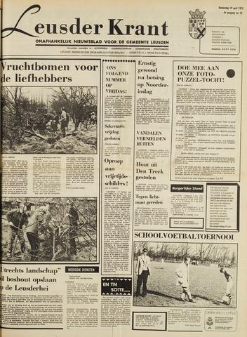 Leusder Krant 1973-04-19
