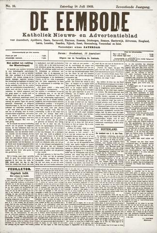 De Eembode 1903-07-18
